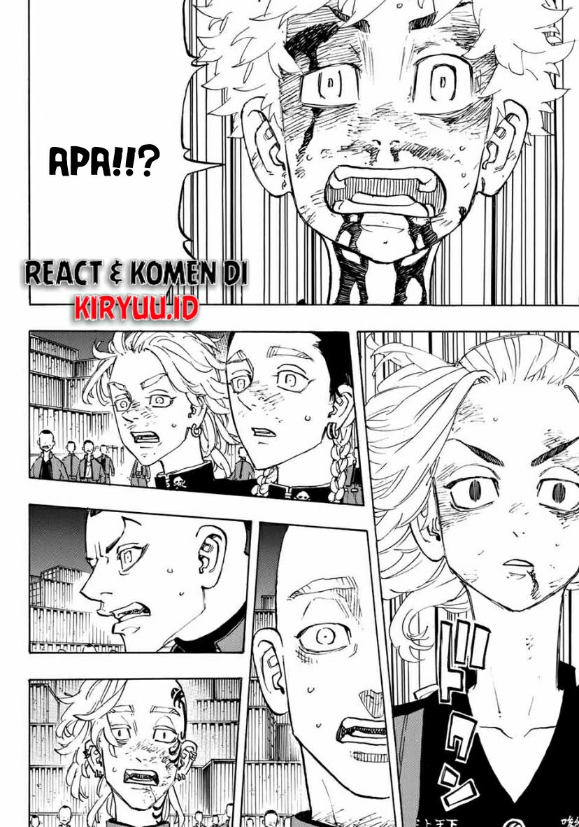 Tokyo Revengers Chapter 176 Bahasa Indonesia page 85