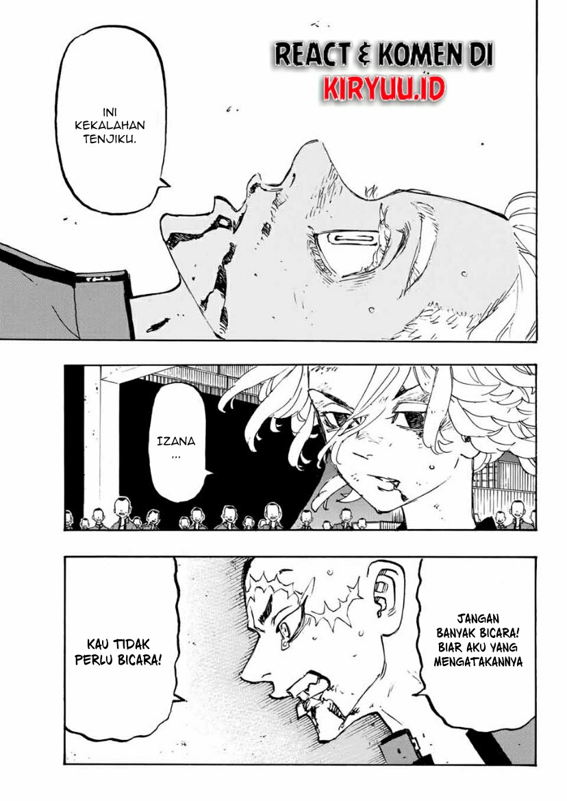 Tokyo Revengers Chapter 176 Bahasa Indonesia page 101