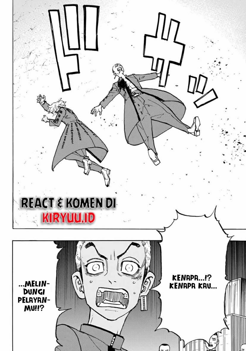 Tokyo Revengers Chapter 176 Bahasa Indonesia page 89