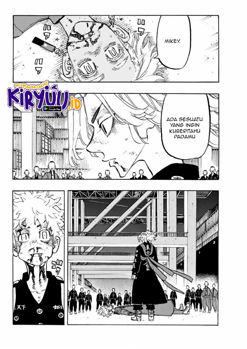 Tokyo Revengers Chapter 176 Bahasa Indonesia page 99